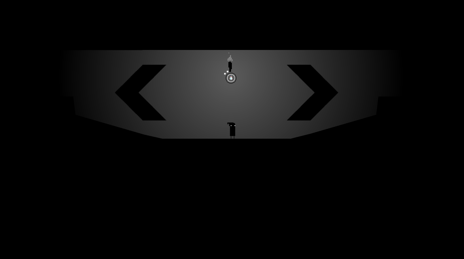 an image of the junction in a level in lux